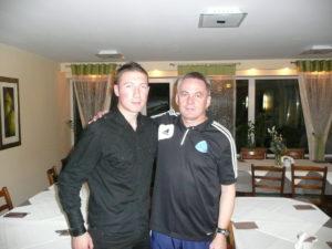 Z Jackiem Zielińskim